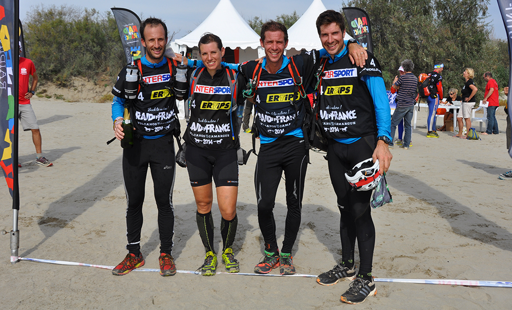 Raid In France 2014 - PASSION RAID NANTES – MAG'M